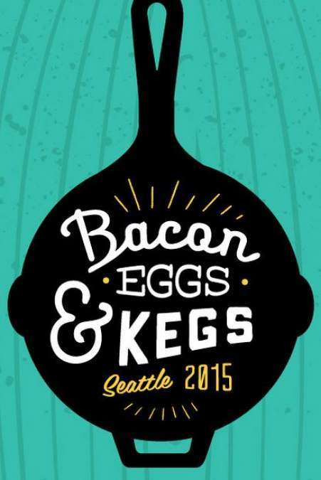 Brunch Beer Pairings - 'Bacon, Eggs & Kegs' is a Beer Pairing Event That Begins at 11 am