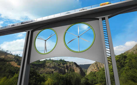 Wind-Powered Bridges - This Bridge Will Soon Be Able to Generate Renewable Energy