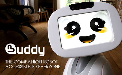 26 Kid-Friendly Robots - From Friendly Robot Companions to Playful Peek-a-Boo Robots