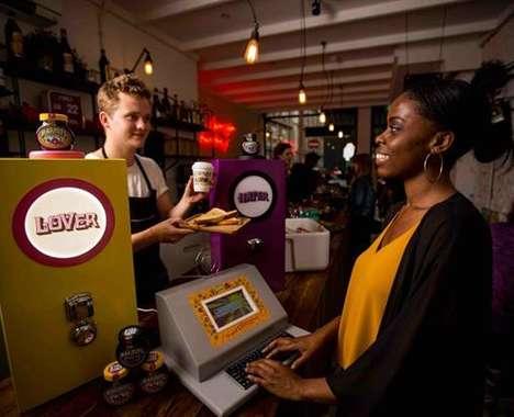 Positivity-Rewarding Cafes