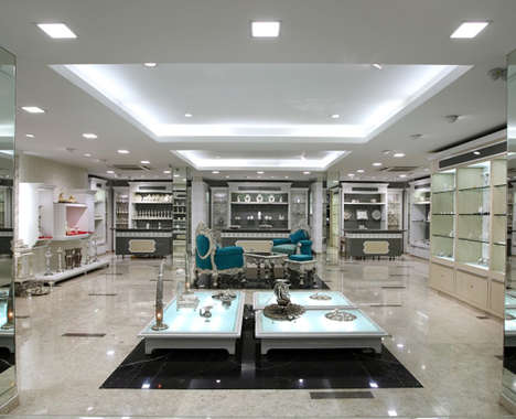Standalone Jewelry Departments