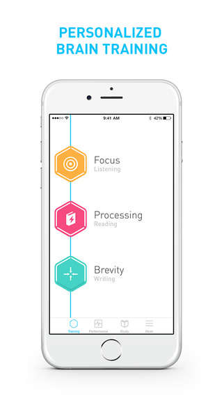 Brain-Boosting Apps - The 'Elevate' App Features Brain Training Games and Cognitive Exercises