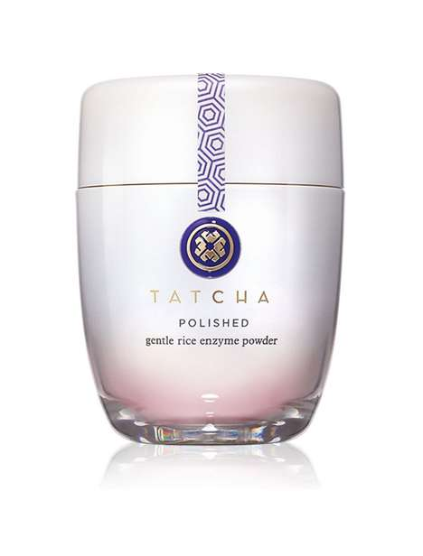 Papaya Exfoliant Powders - Tatcha's Face Powder Polishes Skin with Green Tea, Licorice Root & Algae