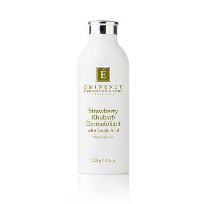 Powdered Skin Scrubs - This Eminence Organics Skin Exfoliant Begins as a Dry Powder