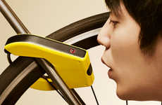 Breathalyzer Bike Locks