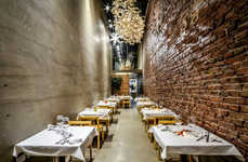 Chic Alleyway Restaurants