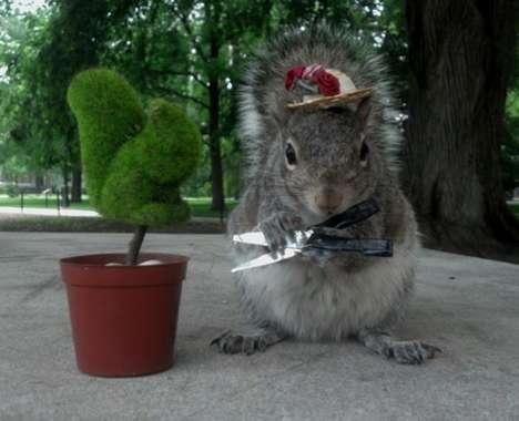 Whimsical Animal Costumes
