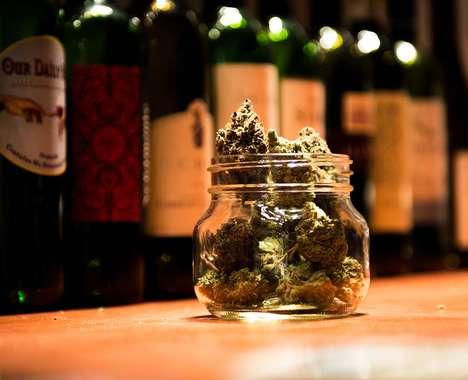 Cannabis Wine Pairings