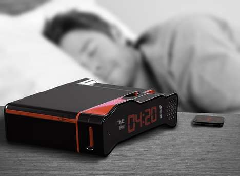 The Phone Cell Hides Phones Away for a Better Night