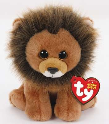 Animal-Saving Plush Toys - This New Beanie Baby Helps Raise Awareness for Wildlife Conservation