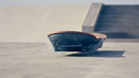 Futuristic Auto Hoverboards (UPDATE) - The Lexus Hoverboard is Now a Reality for Fans & Tech Junkies