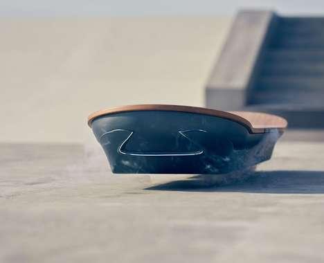 Futuristic Auto Hoverboards (UPDATE)