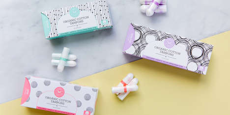 Organic Feminine Products - Jessica Alba's the Honest Company Now Sells Feminine Care Products