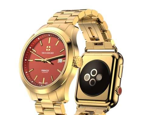 Lavishly Designed Smartwatches
