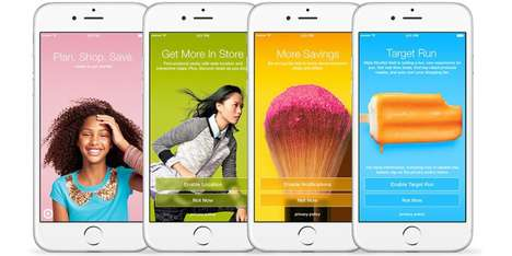 Supermarket Beacon Apps - The Target App will Begin Beacon Technology Testing in 50 Locations