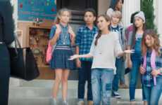 Old Navy's Back to School Shopping Ad Stars the Funny Julia Louis-Dreyfus