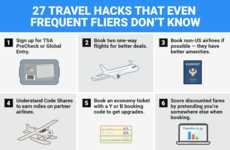 Uncommon Traveling Hacks - Business Insider's Travel Tips Infographic Offers Unheard-Of Advice