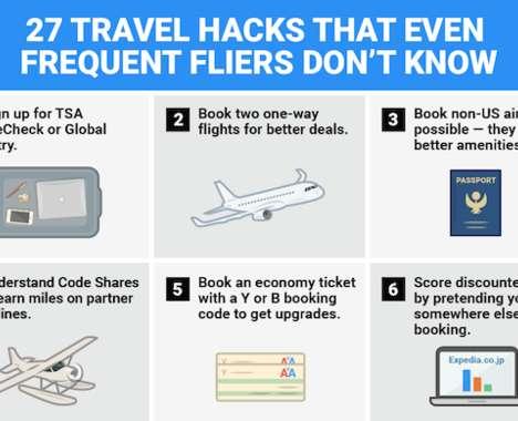 Uncommon Traveling Hacks