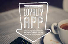 Customized Loyalty Apps - Friska and EPOSability Provide Personalized Offers to Their Customers