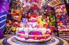 Psychedelic Candy Cafes