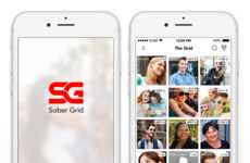 Sobriety-Aiding Apps - This Sober App Acts as a Virtual Alcoholics Anonymous Group