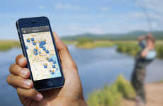 Wildlife-Tracking Apps - This App Calls on Sportsmen to Help Preserve Fish Populations