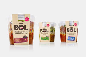 BOL is a Brand of Authentic, Travel-Inspired Veggie and Noodle Pots