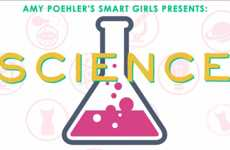 Satiric Science Web Series - This Female-Oriented Web Series was Created by Amy Poehler