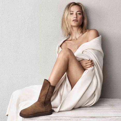 Slim Slipper Boots - The Latest Ugg Boot Collection Features a Slimmer Silhouette