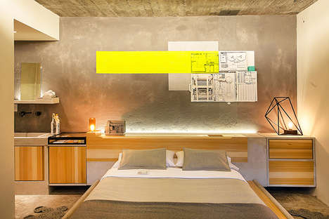 Multi-Sensory Hotel Designs - This New Mexico City Hotel is an Amalgamation of Several Concepts