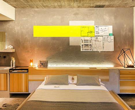 Multi-Sensory Hotel Designs