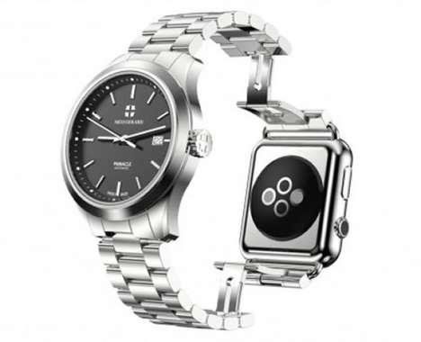 Sleek Reversible Smartwatches