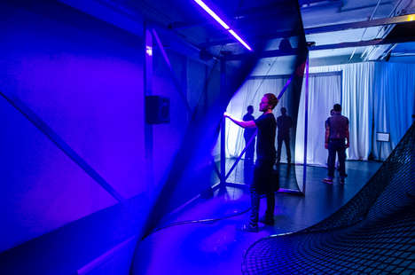 People-Powered Music Exhibits - The NYC's New Museum Incubator Creates an Interactive Sonic Forest