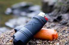 Rugged Watertight Lighters