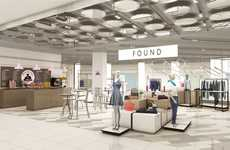 In-Store Boutiques - John Lewis' In-Store Shop Highlights Noteworthy Products with Pop-Up Displays