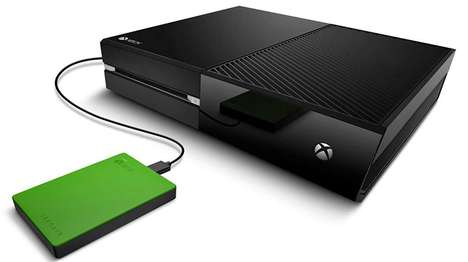 Gaming Hard Drives - The Seagate Game Drive Helps You Add Storage Space to Your Xbox One