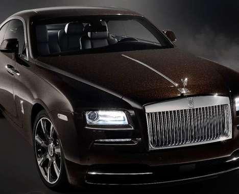 Music-Inspired Luxury Cars