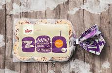Scandinavian Bakery Rebrands - These Packaging Designs for Pågen Bakery Features Vivid Doodles