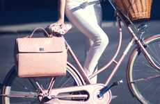 Style-Focused Bike Bags