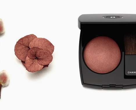 Luxurious Nature-Inspired Cosmetics