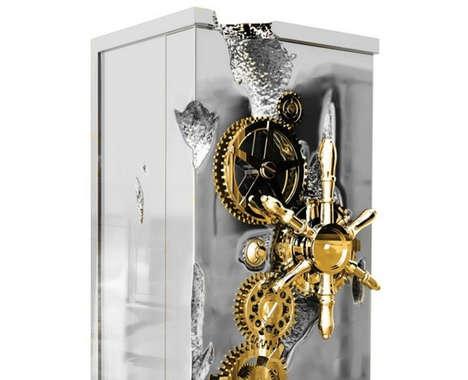 Luxurious Silver Vaults