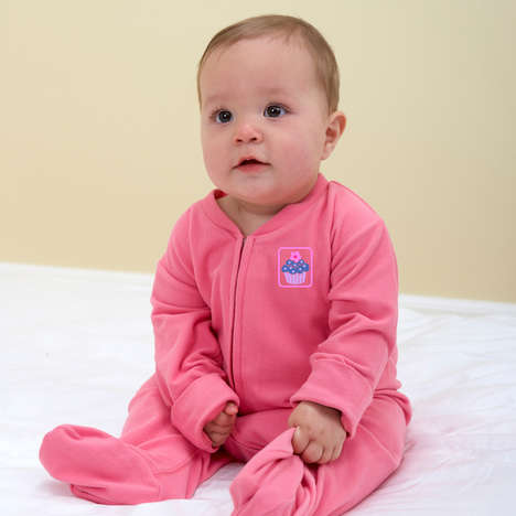 Protective Infant Sleepwear - HALO's ComfortLuxe Range is Designed for Babies with Sensitive Skin