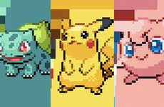 This Website Allows Users to Generate Color Palettes from Pokémon