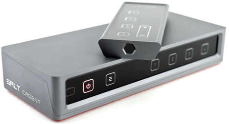 Intuitive HDMI Devices - The 'Cadent HDMI Switcher' Offers On-Screen Previews