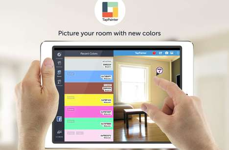 19 High-Tech Interior Design Tools - From Color Scheme Generators to Virtual Decorating Apps