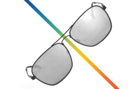 Vision-Enhancing Museum Eyewear - This Museum Provides Special Glasses to Colorblind Visitors