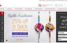 Indian Gift Portals - The Indian Gifts Portal Lets You Ship Indian-Themed and International Gifts