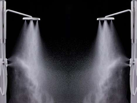 Eco Showering Devices - Apple and Alphabet Execs Invested in the Economical Shower Head by Nebia