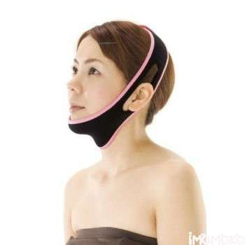 Face-Slimming Chin Straps - IMOMOKO's Face Slim Band Makes for a Bizarre Beauty Tool