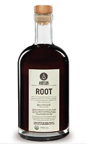 Aged Root Liquors - This Alcoholic Root Tea Can Be Enjoyed Over Ice or as a Mixed Cocktail